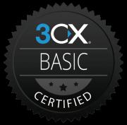 Certifié 3CX Basic